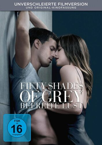 Fifty Shades of Grey 3 - Befreite Lust # DVD-NEU