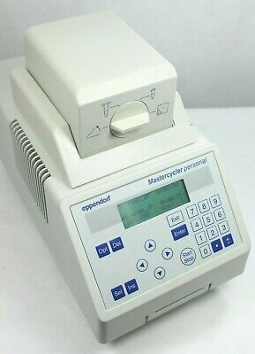 Eppendorf 5332 Mastercycler Personal Pcr Thermal Cycler Warranty