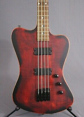 Spawn Guitars Bass Guitar