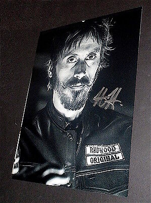 Sons Of Anarchy   Nico Nicotera     Ratboy    Signed In Person  Photo     1