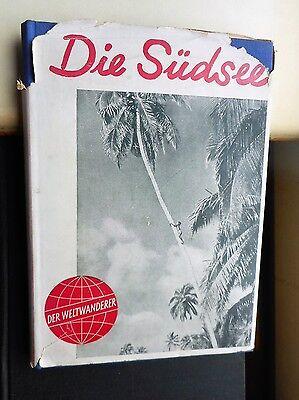 Paul Schneider: Die Südsee zwischen Palmen und Korallen Oln.