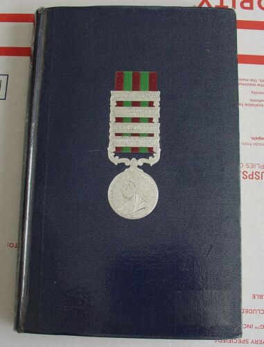 BRITISH BATTLES AND MEDALS  -  L. L.Gordon  1947    Hardcover