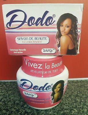 Dodo Soap And Cream