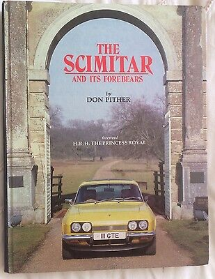 The Scimitar and its Forebears by Don Pither
