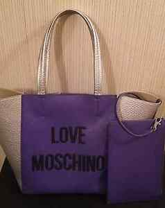 Love Moschino shopping tote bag North Perth Vincent Area Preview