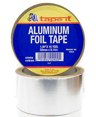 24 Rls - Aluminum Tape - 1.89 X 10 Yards - Hvac Duct Al10