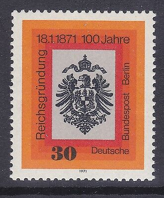GERMANY 1052 MNH OG 1971 GERMAN EMPIRE IMPERIAL EAGLE ISSUE  FINE