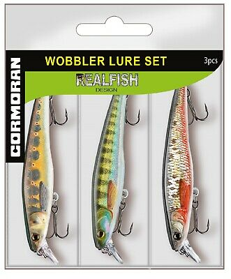 Wobbler Popper Hard Lure Big Game Wels Hecht  Haken 1//0  25gr 110mm #1