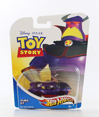 Disney Pixar Toy Story Zurg GT Hot Wheels (Brand New in Box)