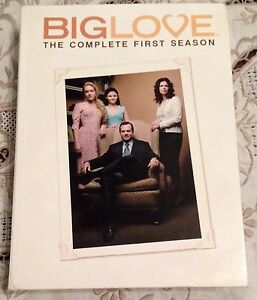 HBO Big Love, Season 1 DVDs