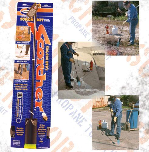 Uniweld Scorcher 500,000 BTU Propane gas flame tool
