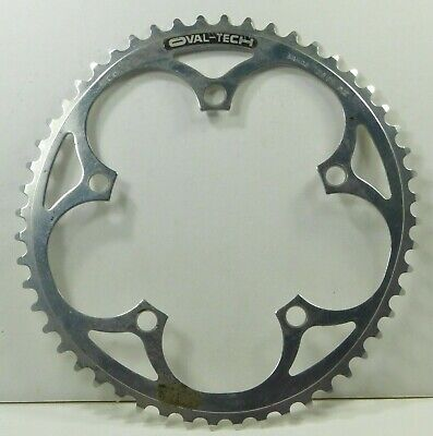 New-Old-Stock Shimano 600EX Biopace Chainrings..52x42 w//130mm BCD
