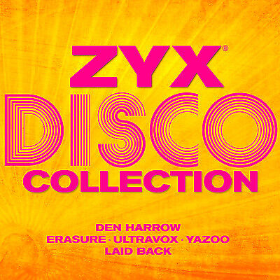 Italo CD ZYX Disco Collection von Various Artists