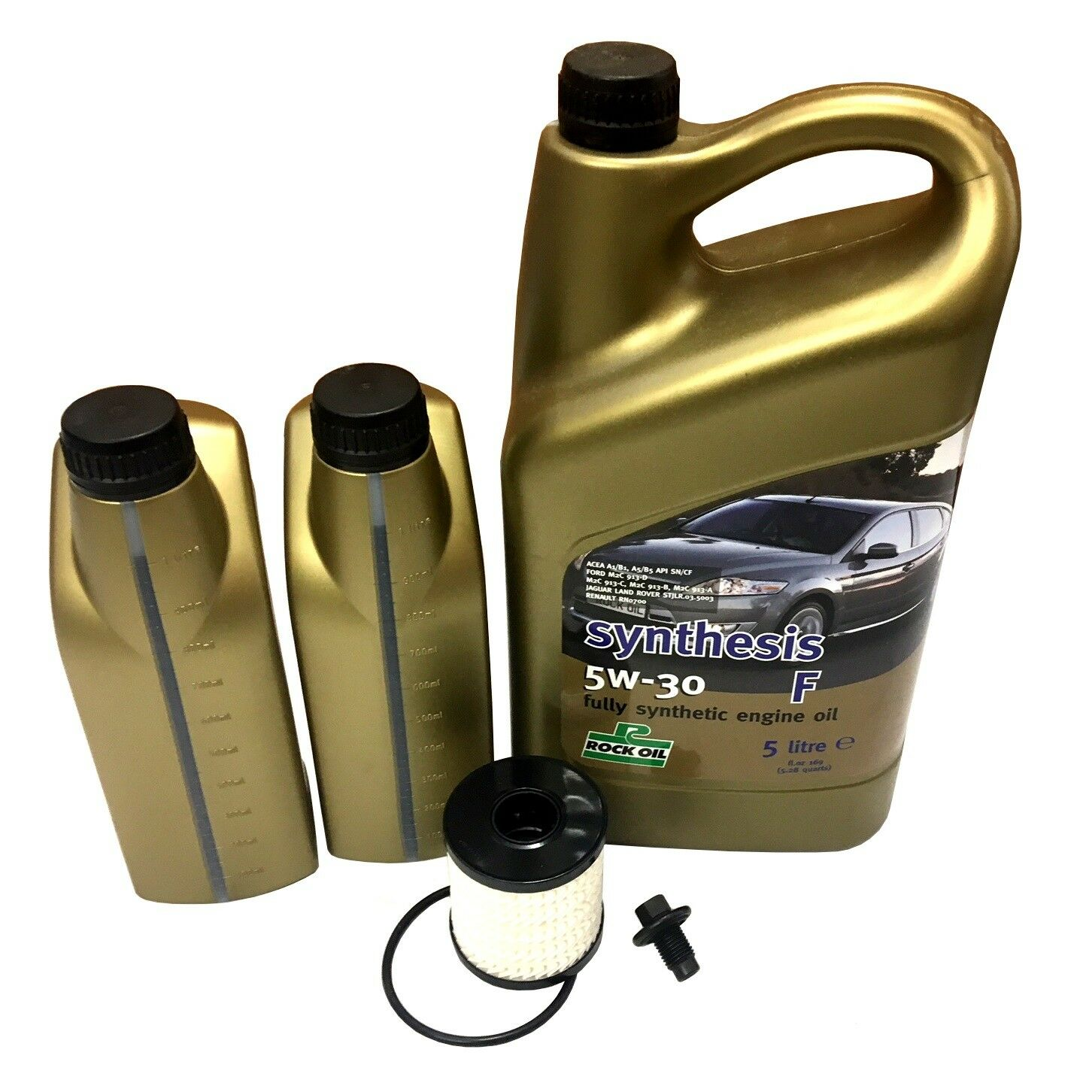 Land Rover Defender td4 servicekit filterkit