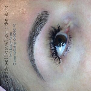 Microblading  6D eyebrows tattooing treatment Cremorne Point North Sydney Area Preview