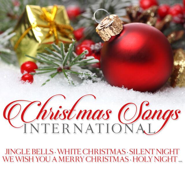 CD Christmas Songs International von Various Artists