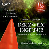 Cd Der Nano Ingelbur Nella Magica Foresta Mp3 Version 2cds Di Hermann Oppermann -  - ebay.it