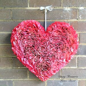 Book pages heart wall decoration Cremorne Point North Sydney Area Preview