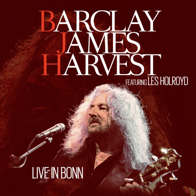 CD Barclay James Harvest feat Les Holroyd Live In Bonn