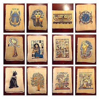 """EGYPTIAN ORIGINAL HAND MADE Papyrus Paper 9.25""""x 13"""""""