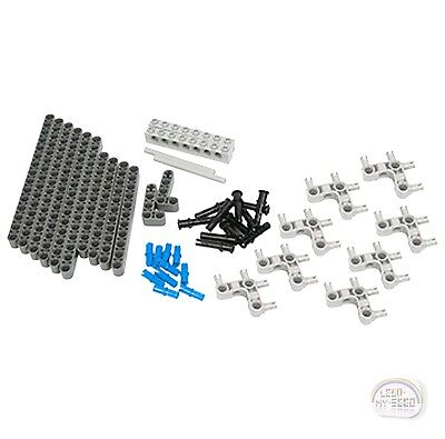 Lego Technic   46 Pc Energy Pack   New    Solar Wind Turbine Renewable Nxt Ev3