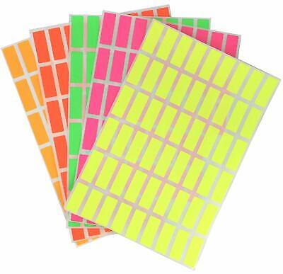 Labels For File Folders 1 X 38 Adhesive Paper Stickers For Tagging 270 Pack