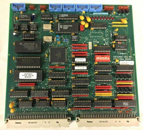 Fresenius 2008H Dialysis Machine Functional Board 190167