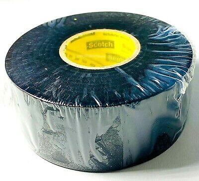 Scotch3m Super 33 Vinyl Electrical Black Tape 1 12 1.5 In X 36 Yds