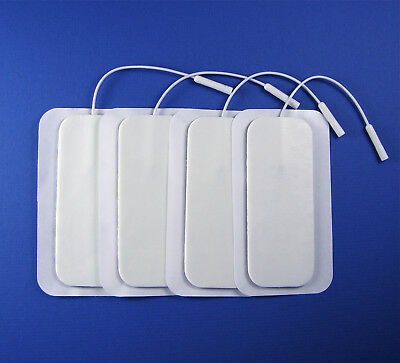 TENS electrodes - large pads for maternity childbirth labour or back pain for sale  Shipping to Ireland