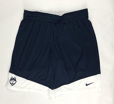 Uconn Huskies Women Basketball (New Nike Connecticut UConn Huskies Practice Basketball Short Women's M Navy)