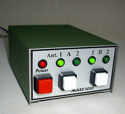 Controller MASC-2000 für Antennenschalter MAS-2000