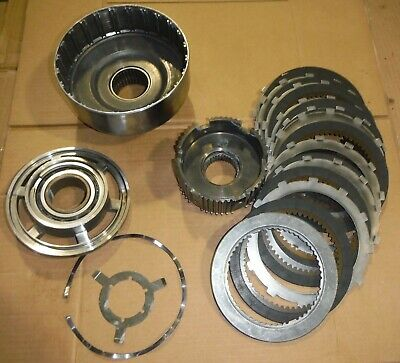 246 246C New Process GM 4x4 transfer case clutch hub & drum assembly complete