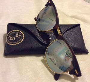 ray ban clubmaster sunglasses 51mm  rayban clubmaster