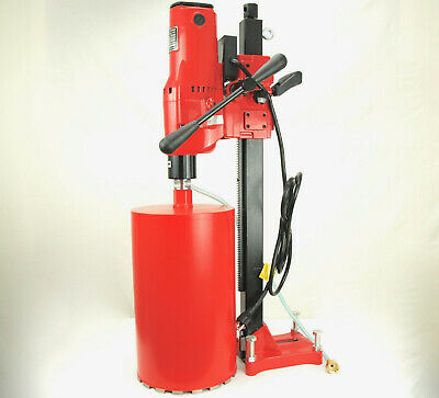 10 Z-1 Core Drill 2 Speed W Stand Concrete Coring By Bluerock Tools