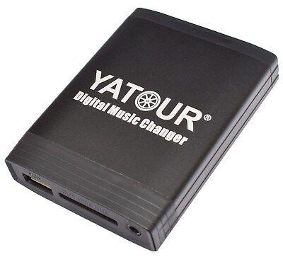 USB SD MP3 AUX Adapter Interface AUDI 8/20pin mit CD-Wechsler