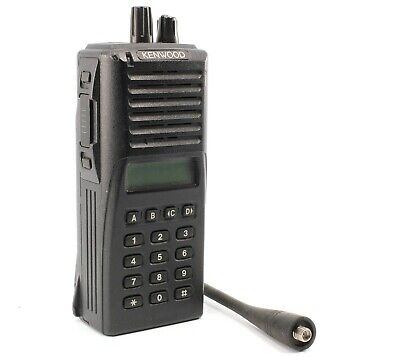 Kenwood Tk-385 Uhf Fm Transceiver Two Way Radio Read Description