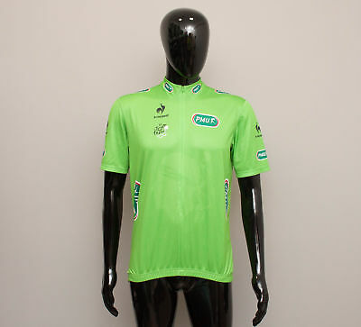 LE COQ SPORTIF Men s Cycling Jersey LE TOUR DE FRANCE 100 Anniversary XXL 2f66293a8