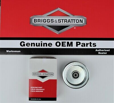 Briggs /& Stratton OEM 1723579SM replacement pulley idler,blade c