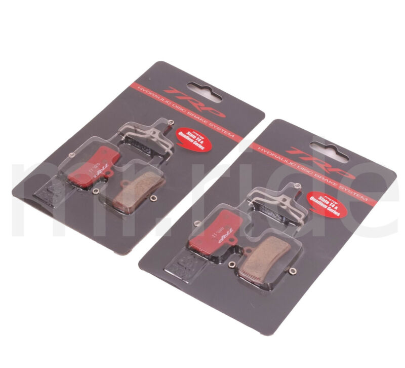 2 pair x TRP Bike Q20.11 Disc Brake Pads fit Quadiem SL,Slate T4