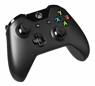 Official Microsoft Xbox One Wireless Controller with 3.5mm Jack.Model 1697 Black