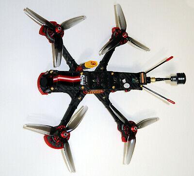 HGLRC Sector 5 V3 Freestyle FPV Racing Drone-6s Caddx Ratel Variation Spektum Rx