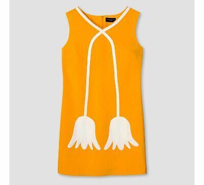 Mod Shift Dress (Women's Marigold Mod Shift Dress - Victoria Beckham for Target SIZE)
