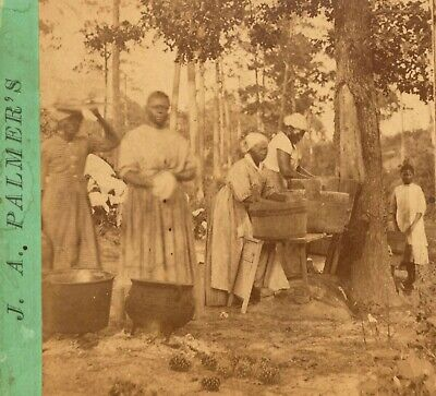 "S.C. ""Washing Camp"" by J.A. Palmer of Aiken South Carolina. #146."