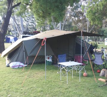 Oztent RV4 package & oztent tagalong | Gumtree Australia Free Local Classifieds