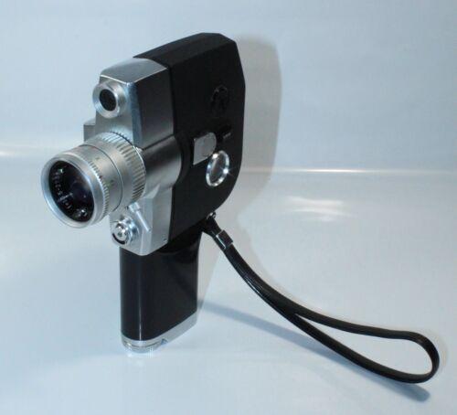 Movie Works FUJICA Single 8 P300 Fujinon Zoom 105-275mm F/ 1.8 JAPAN