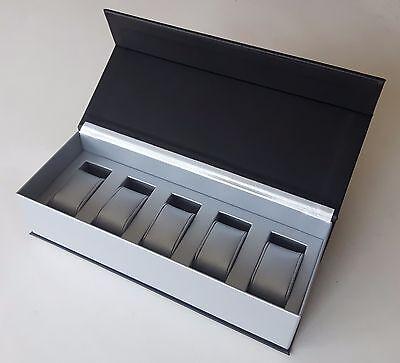 Uhrenetui Uhrenbox Uhrenkoffer Uhrenkasten Uhrenschatulle Uhrenkissen Etui