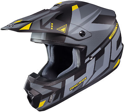 HJC CS-MX 2 Madax Motorcycle Offroad Helmet MC-53SF Medium M 0871-1653-05