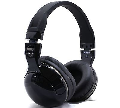 Skullcandy Hesh 2 Supreme Sound Headphones With Mic And Pouch Black