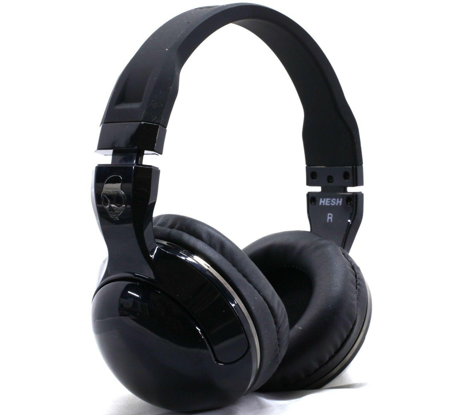 Headphones - Skullcandy Hesh 2 New Supreme Sound Headphones with Mic and Pouch Black