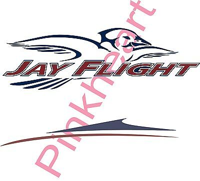 Jay Flight Decal Kit LARGE RV camper trailer jayco rv JAYFLIGHT JAY FEATHER